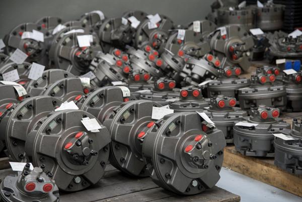 Motori a pistoni radiali