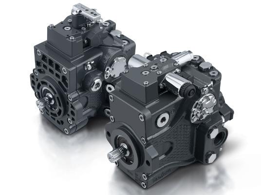 Pompe e motori in circuito chiuso